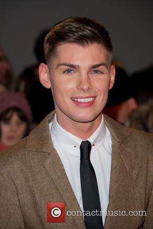 Kieron Richardson - The National Television Awards (NTA's) London United Kingdom Wednesday 23rd January 2013