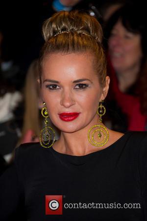 Kierston Wareing - The National Television Awards (NTA's) London United Kingdom Wednesday 23rd January 2013