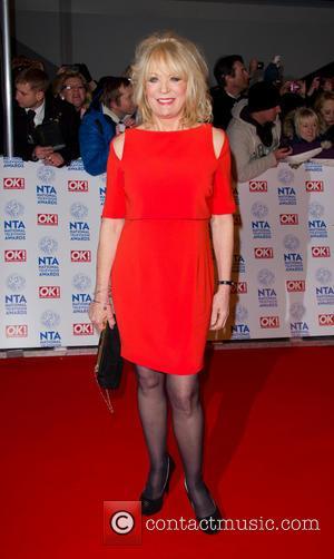 Sherrie Hewson - The National Television Awards (NTA's) London United Kingdom Wednesday 23rd January 2013