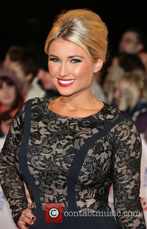 Billie Faiers - National Television Awards- Arrivals London England United Kingdom Wednesday 23rd January 2013