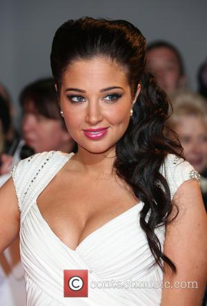 Tulisa Contostavlos - National Television Awards 2013 London United Kingdom Wednesday 23rd January 2013
