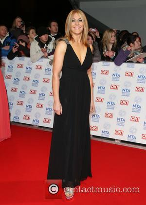 Helen Fospero - National Television Awards 2013 London United Kingdom Wednesday 23rd January 2013