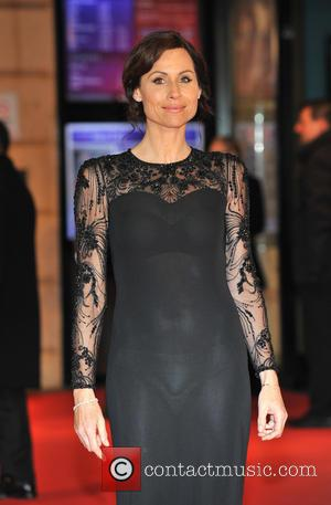 Minnie Driver - I Give It a Year Premiere London England United Kingdom Thursday 24th January 2013