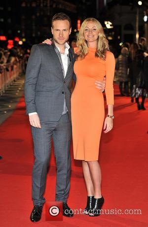 Rafe Spall and Eliza Du Toit - I Give It a Year Premiere London England United Kingdom Thursday 24th January...