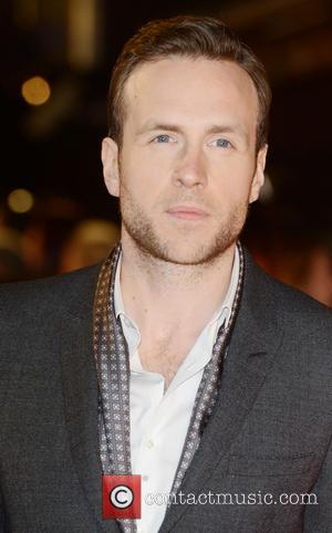 Rafe Spall - I Give It a Year Premiere London England United States Thursday 24th January 2013