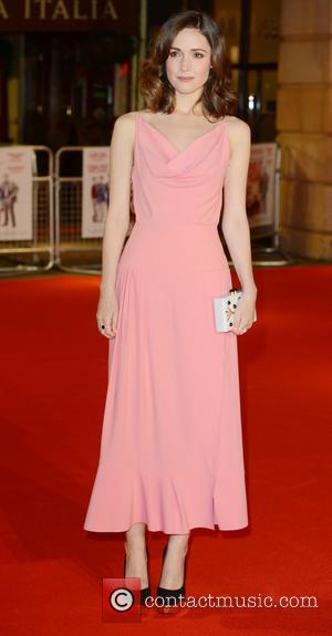 Rose Byrne - I Give It a Year Premiere London England United States Thursday 24th January 2013