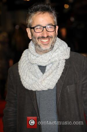 David Baddiel - Premiere of 'I Give It a Year' London United Kingdom Thursday 24th January 2013