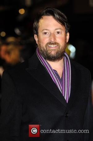 David Mitchell - Premiere of 'I Give It a Year' London United Kingdom Thursday 24th January 2013