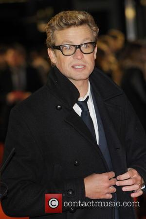 Simon Baker - Premiere of 'I Give It a Year' London United Kingdom Thursday 24th January 2013