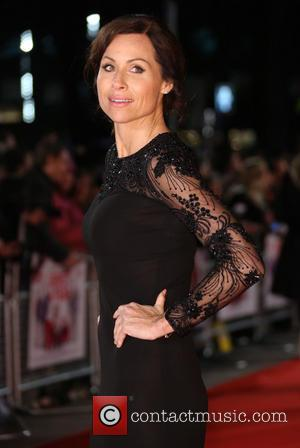 Minnie Driver - I Give It A Year Premiere London United Kingdom Thursday 24th January 2013