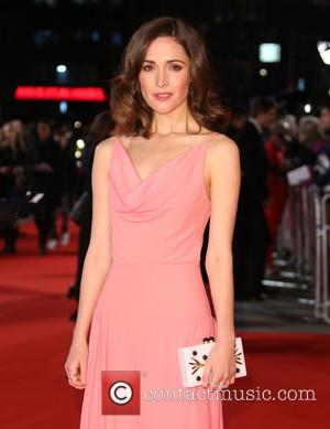 Rose Byrne - I Give It A Year Premiere London United Kingdom Thursday 24th January 2013