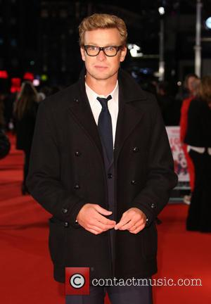 Simon Baker - I Give It A Year Premiere London United Kingdom Thursday 24th January 2013