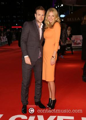 Rafe Spall and Elize Du Toit - The European premiere of