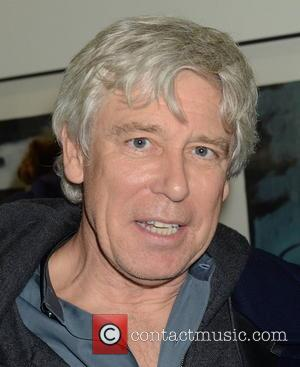 Adam Clayton - Guggi Art Launch Dublin Ireland Thursday 24th January 2013