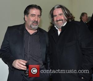 Robbie Fox and Johnny Ronan