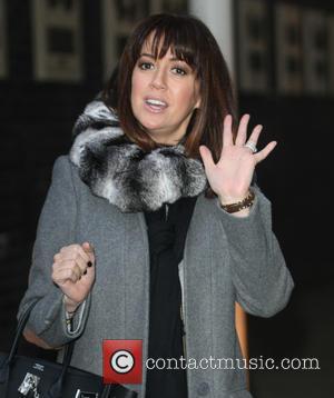 Sheree Murphy - ITV celebs London United Kingdom Thursday 24th January 2013