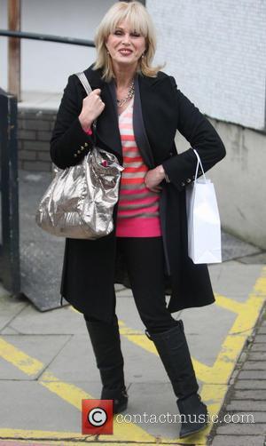 Joanna Lumley - Celebrities at ITV