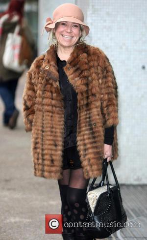 Tina Malone - Celebrities at ITV London United Kingdom Thursday 24th January 2013