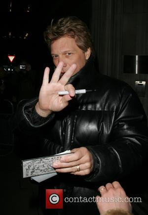 Jon Bon Jovi - Jon Bon Jovi enjoys a night out London United Kingdom Thursday 24th January 2013