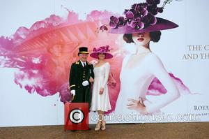 Victoria Pendleton - 'The Colour and the Glory' launch in Hyde Park London United Kingdom Thursday 24th January 2013