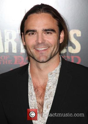 Dustin Clare - Spartacus: War Of The Damned Premiere New York City NY USA Thursday 24th January 2013