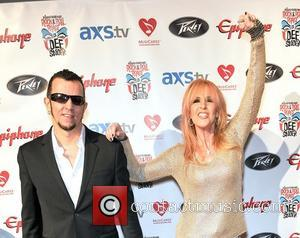 Gary Hoey and Lita Ford