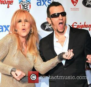 Lita Ford and Gary Hoey