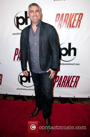 Taylor Hicks - The Premiere of FilmDistrict's