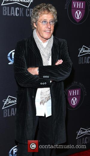Roger Daltrey - Raise Your Voice Benefit Los Angeles California United States Thursday 24th January 2013