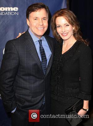 Bob Costas and Jill Costas
