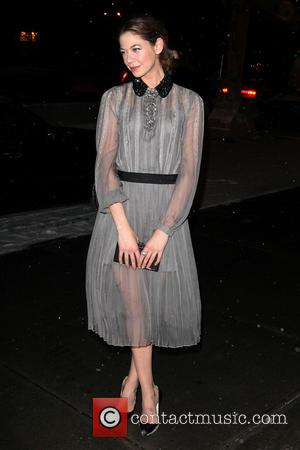 Analeigh Tipton - 'Warm Bodies' premiere New York City New York United States Friday 25th January 2013