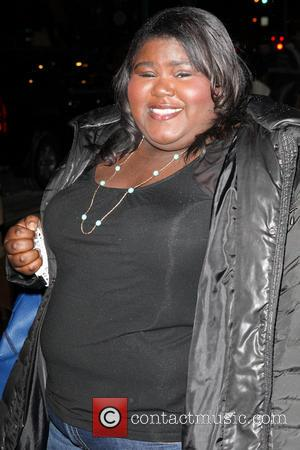 Gabourey Sidibe - 'Warm Bodies' premiere New York City New York United States Friday 25th January 2013