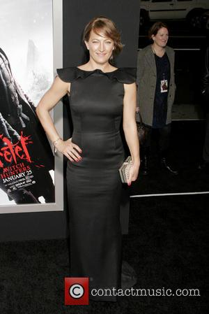 Zoe Bell - 'Hansel And Gretel: Witch Hunters' Premiere Los Angeles California United States Friday 25th January 2013