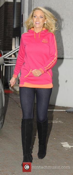 Josie Gibson - Celebs at ITV London United Kingdom Friday 25th January 2013