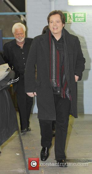 Donny Osmond and Merrill Osmond - Celebrities at the ITV studios London England United Kingdom Friday 25th January 2013