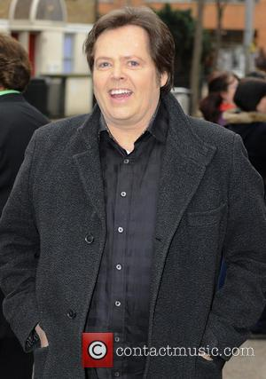 Donny Osmond - Celebrities at the ITV studios London United Kingdom Friday 25th January 2013