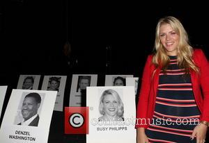 Busy Phillips - Behind-The-Scenes set up for SAG Awards Los Angeles California United States Friday 25th January 2013