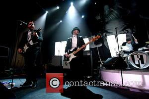 The Hives play Gothenburg