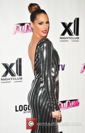 Carmen Carrera - RuPaul's Drag Race at XL Club New York City NY United States Friday 25th January 2013