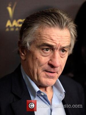 Robert De Niro - Australian Academy of Cinema and Television Arts' 2nd International Awards, held at Soho House - Arrivals...