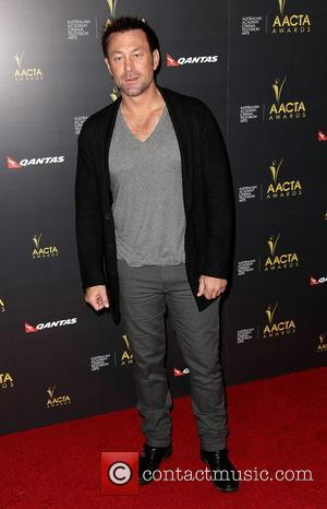 Grant Bowler - AACTA Arrivals West Hollywood California United States Saturday 26th January 2013