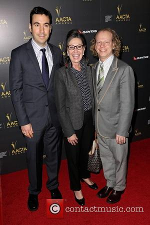 Jonathan Gordon, Donna Gigliotti and Bruce Cohen