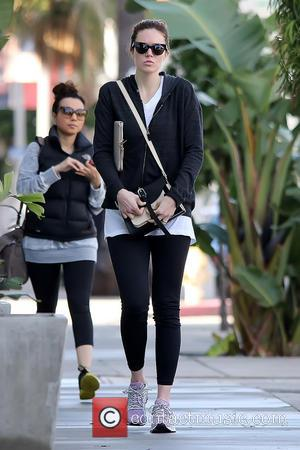 Mandy Moore - Mandy Moore Errands Los Angeles California United States Saturday 26th January 2013