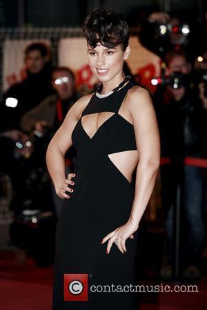 Alicia Keys - 2013 NRJ Music Awards Cannes France Saturday 26th January 2013
