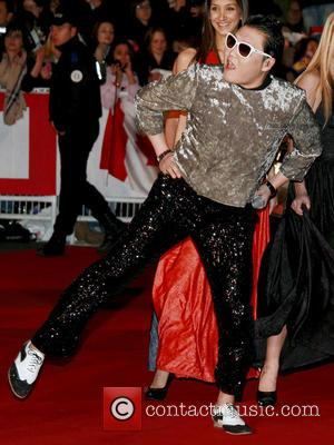 Psy Dominates Nrj Music Awards