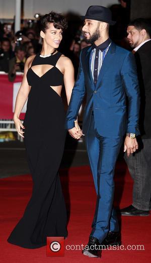 Alicia Keys and Swizz Beatz - 2013 NRJ Music Awards Cannes France Saturday 26th January 2013