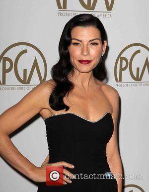 Julianna Margulies - Producers Guild Awards Los Angeles California United States Saturday 26th January 2013