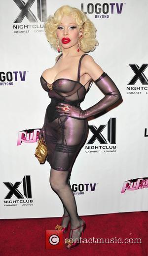 Amanda Lepore - RuPaul's Drag Race at XL Club New York City NY United States Saturday 26th January 2013