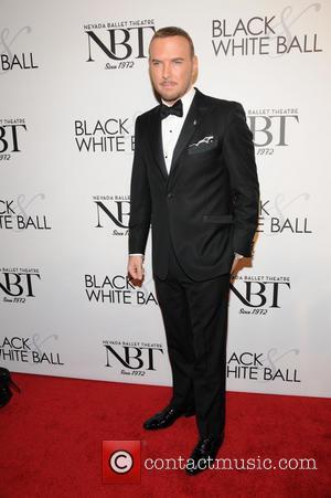 Matt Goss - 29th annual Black & White Ball at the Bellagio Resort and Casino Las Vegas Saturday 26th January...