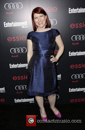 Kate Flannery - Entertainment Weekly Screen Actors Guild Party Hollywood California United States Saturday 26th January 2013